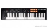 M-Audio Oxygen 61 MK IV – MIDI клавиатура