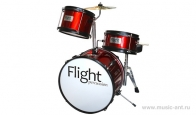 FLIGHT FK-10RD - Ударная установка акустическая уменьшенная