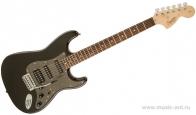 FENDER SQUIER Affinity Series Stratocaster HSS Montego Black - Электрогитара