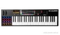 M-AUDIO CODE 49 Black - MIDI Контроллер
