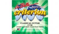 Струны для классической гитары LA BELLA C750 Light