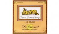 Струны для классической гитары LA BELLA 413P Studio Recording Medium-High