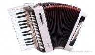 HOHNER Bravo II 48 белый - аккордеон 1/2