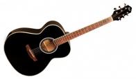 Акустическая гитара FLIGHT AG-210 BK