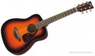 YAMAHA JR2STBS - Акустическая гитара уменьшенная