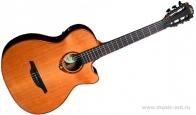 Электроакустическая гитара LAG TN100ACE