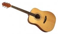 Акустическая гитара FLIGHT AD-200 NA LH леворукая