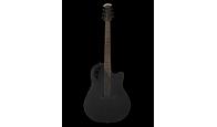 OVATION 1778TX-5 Elite TX Mid Cutaway Black Textured - Электроакустическая гитара