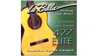 Струны для классической гитары LA BELLA 427 Pacesetter Elite Light