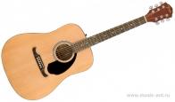FENDER FA-125 Dreadnought Acoustic - акустическая гитара