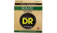 DR RPL 10/12 - Струны для 12 струнной акустической гитары