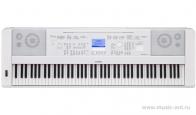 YAMAHA DGX-660 WH - Цифровое пианино