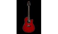 Ovation 2771AX-CCB Standard Balladeer Deep Contour Cutaway Cherry Cherry Burst - Электроакустическая гитара