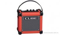 ROLAND MICRO CUBE GX Red - Комбоусилитель для электрогитары