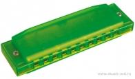 HOHNER Happy Green - Губная гармоника детская