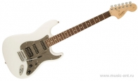 FENDER SQUIER Affinity Series Stratocaster HSS Olympic White - Электрогитара