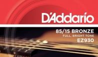 D'ADDARIO EZ-930 - Струны для акустической гитары