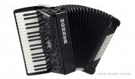 HOHNER Amica Forte III 72 черный - аккоррдеон 3/4