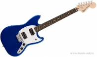FENDER SQUIER Bullet Mustang HH Imperial Blue - Электрогитара