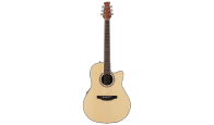 OVATION APPLAUSE AB24II-4 Balladeer Mid Cutaway Natural – Электроакустическая гитара
