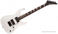 JACKSON JS22 Dinky ARCH TOP White - Электрогитара