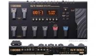 BOSS GT-100 - Процессор эффектов