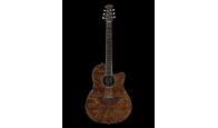 OVATION CS24P-NBM Celebrity Standard Plus Mid Cutaway Nutmeg Burled Maple – Электроакустическая гитара