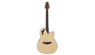 OVATION APPLAUSE AE44II-4 Elite Mid Cutaway Natural – Электроакустическая гитара