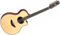 12-ти струнная электроакустическая гитара YAMAHA APX700II12