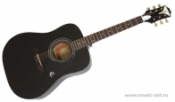 EPIPHONE PRO-1 Ebony - Акустическая гитара