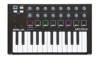 ARTURIA MiniLab mkII Black Edition - MIDI-клавиатура