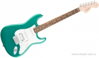 FENDER SQUIER Affinity Series Stratocaster HSS Race Green - Электрогитара