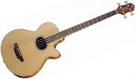 Акустическая бас гитара CRAFTER BA 400 EQ/N