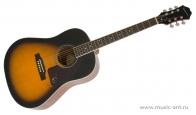 EPIPHONE AJ-220S Vintage Sunburst - Акустическая гитара
