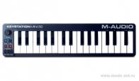 M-AUDIO Keystation Mini 32 II - MIDI-клавиатура