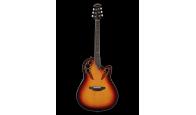 OVATION 2778AX-NEB Standard Elite Deep Contour Cutaway New England Burst - Электроакустическая гитара